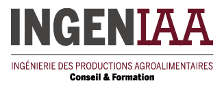 INGENIAA – Ingénierie des productions agroalimentaires – Conseil & Formation.
